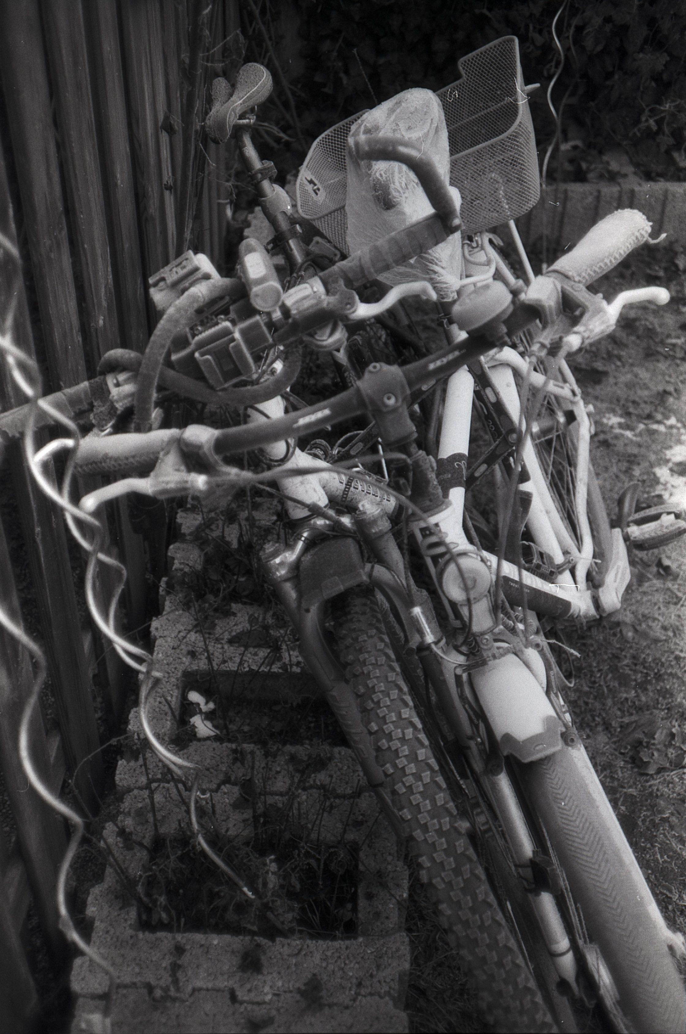#015 Film per day – Our frozen bikes, Graz