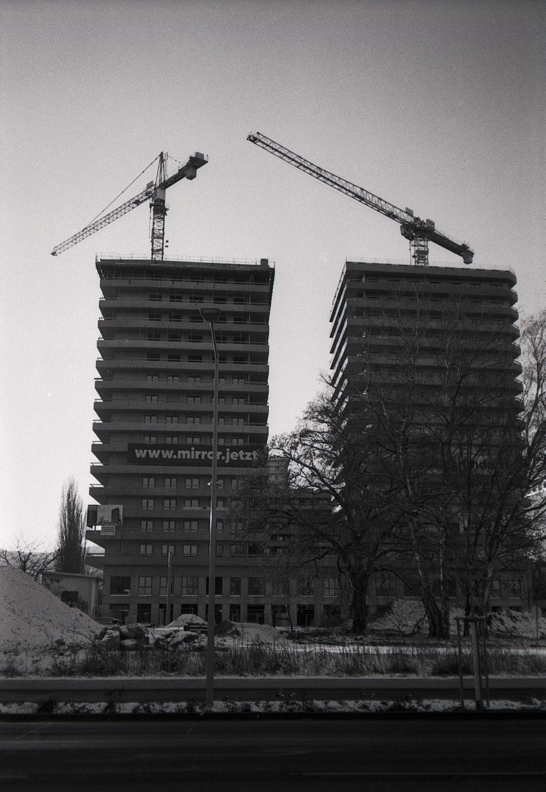 #018 Film per day – Reininghaus Mirror Building, Graz