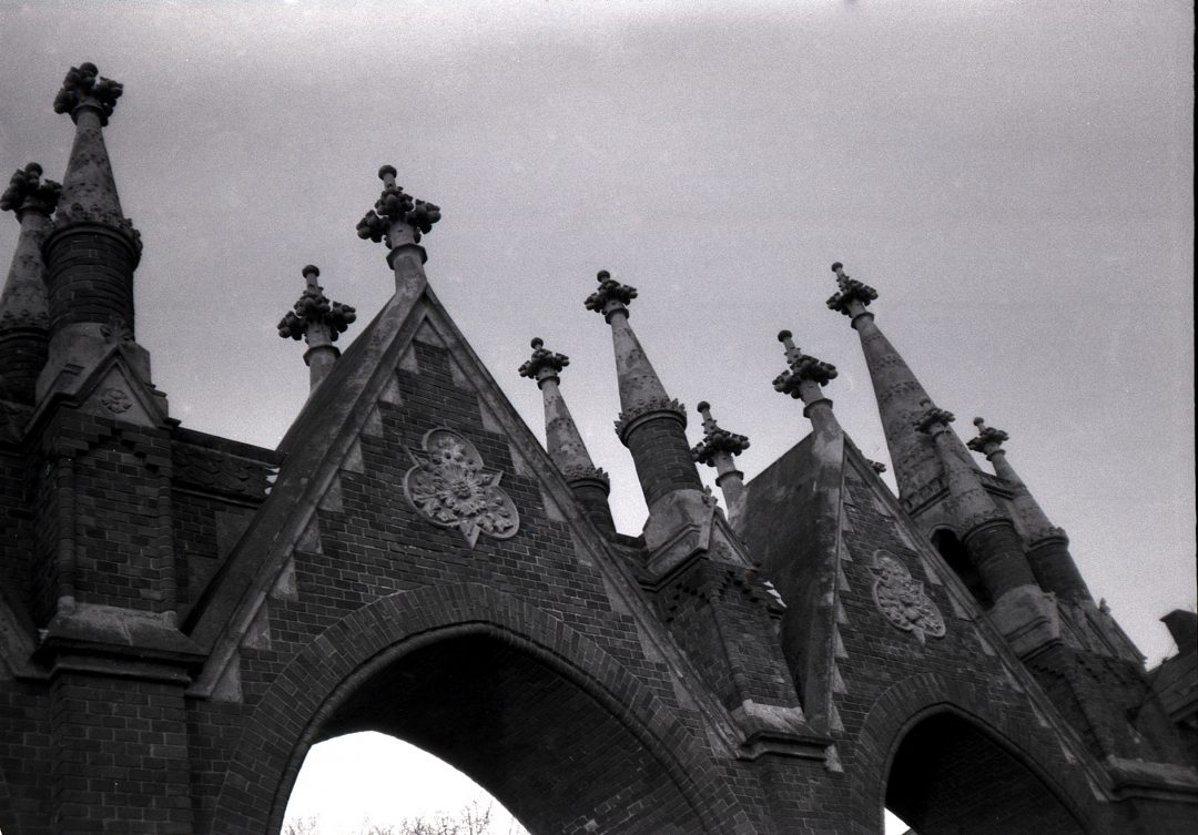 #034 Zentralfriedhof, Gries, Graz