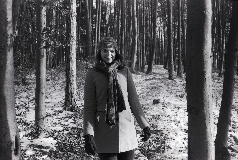 #045 Iris in the woods