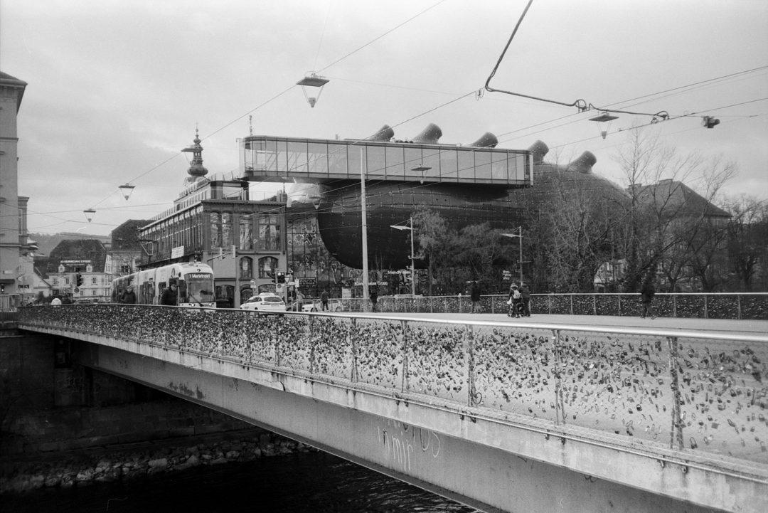 #053 Stadt Brücke, Graz