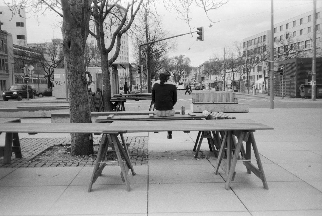 #064 Lendplatz - A tin and some tunes, Graz