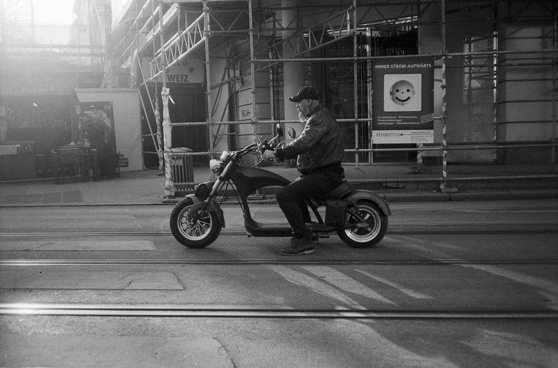 #068 Electric Rider, Graz
