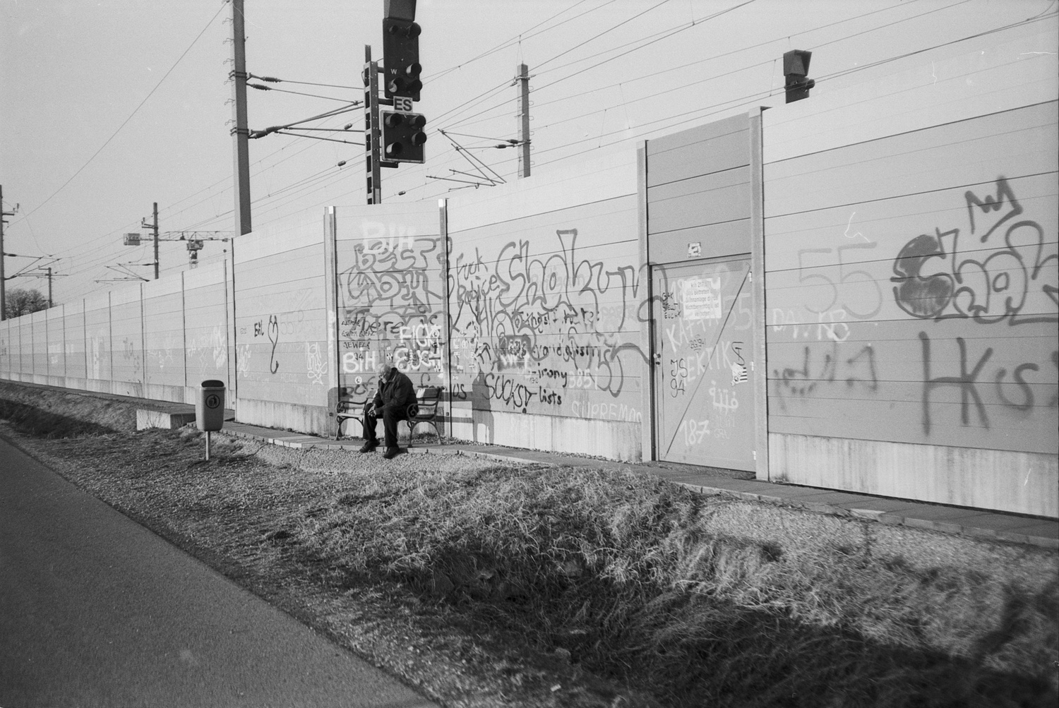#074 On the wrong side of the tracks, Graz