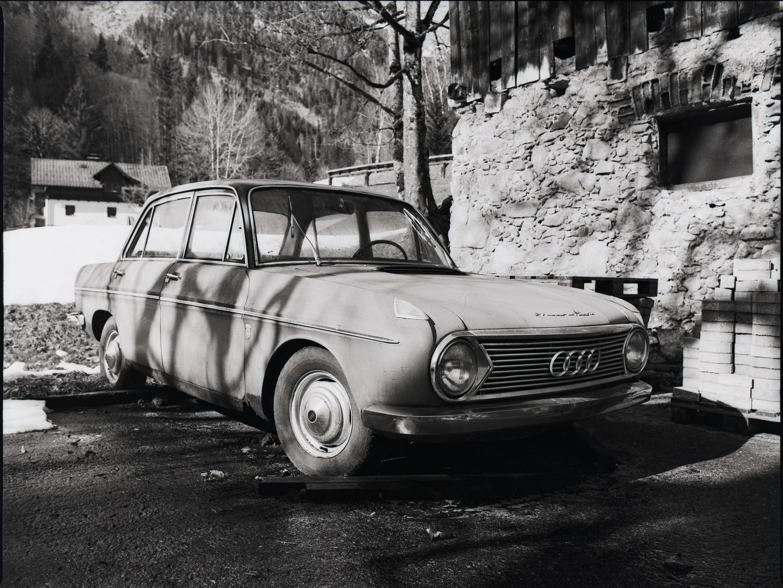 #075 Audi Union F102 1964-66, Ramsau am Dachstein