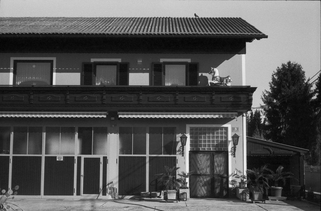 #095 Balcony Horse, Puntigam