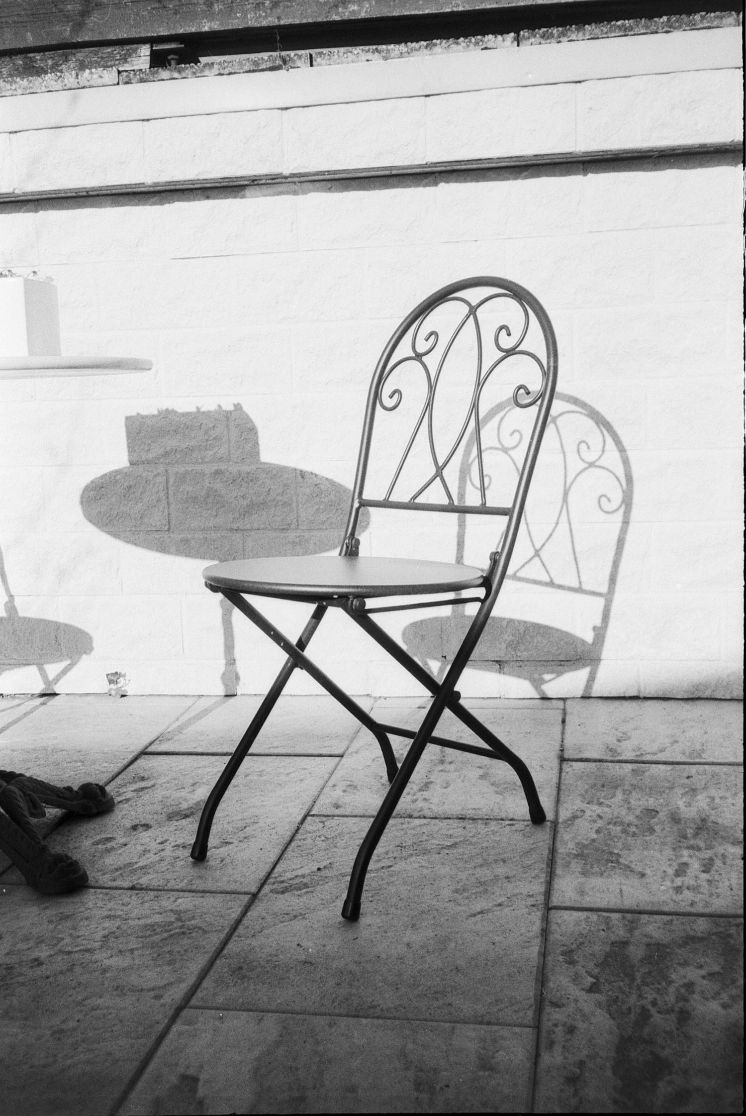 #110 Finally a chair, Graz