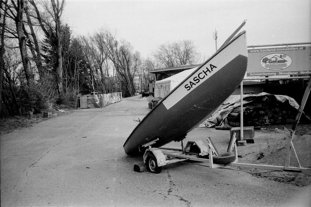 #119 Sascha the boat