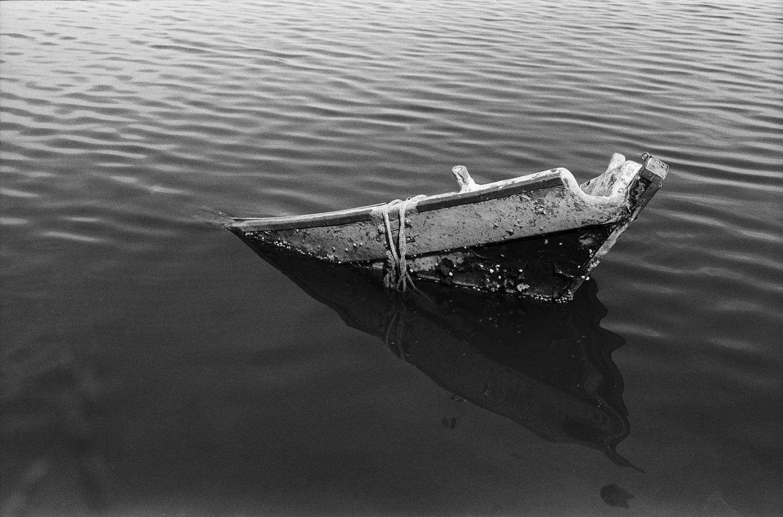 #141 Gone Fishing - Le Salina, Ferrara, Italy