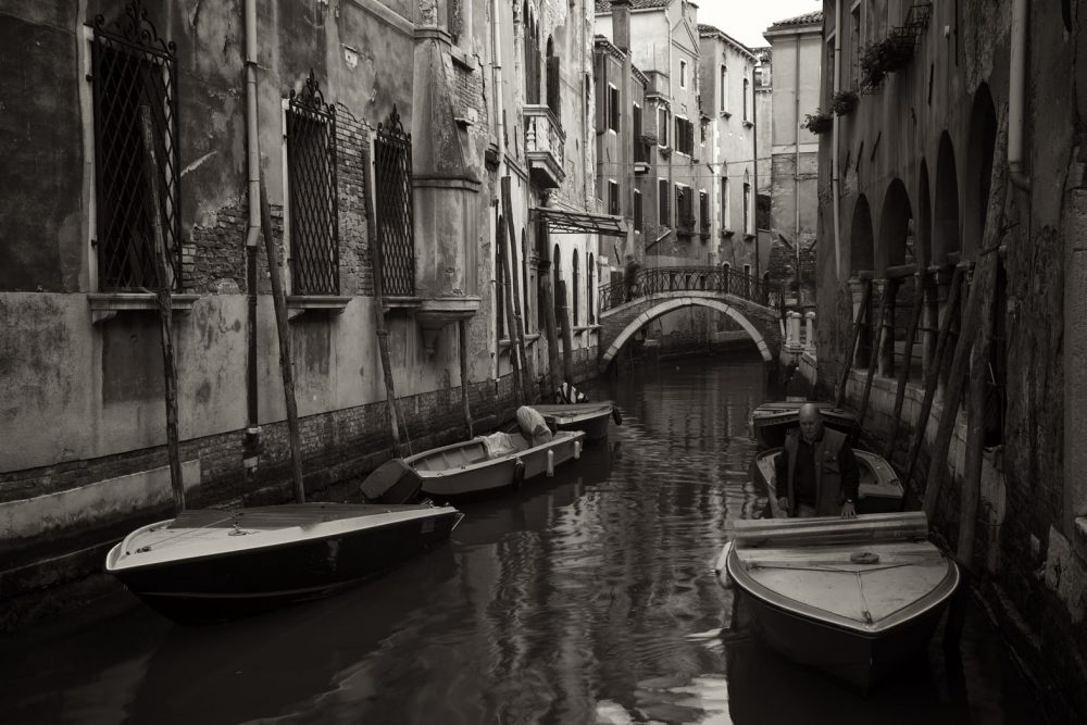 A Life in Venice #8