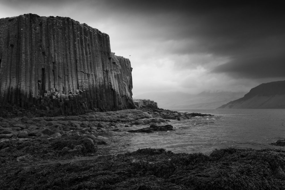 Basalt and Coast, Ulva