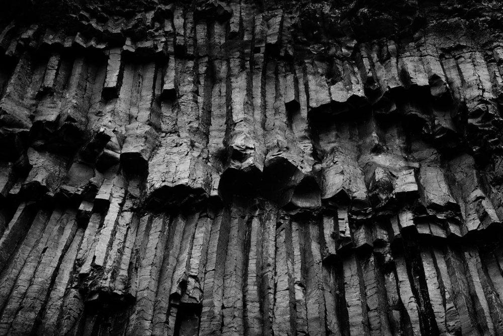 Basalt Face, Carsaig