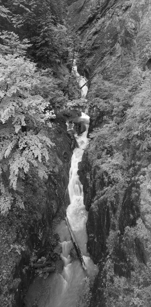 Bridge over Gorge - Damüls