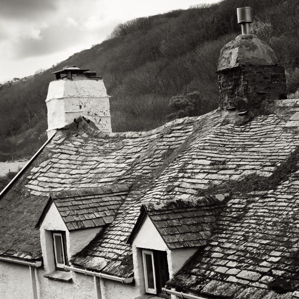 Cottage Roof - Hartland