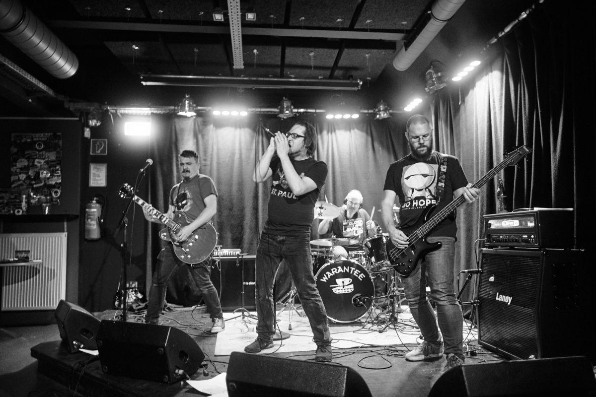Warantee Band @ X-plosive Graz