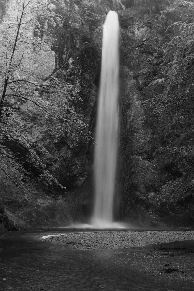 Der Plötz Waterfall