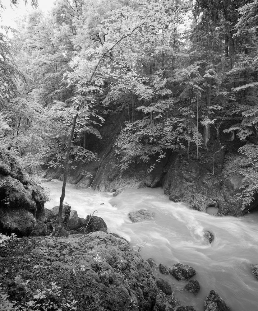Engenloch - flussabwärts