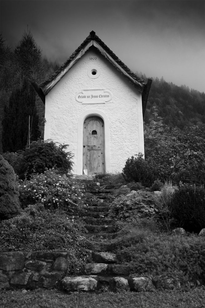 Farmhouse Chapel, Tirol