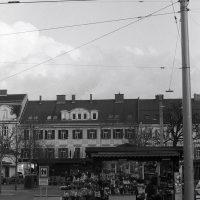 Filters for film Ilford FP4Plus Olympus OM1 - Feb 2020 Graz #24