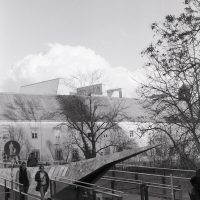 Filters for film Ilford FP4Plus Olympus OM1 - Feb 2020 Graz Orange Grad #16