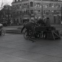 Filters for film Ilford FP4Plus Olympus OM1 - Feb 2020 Graz Pink #5