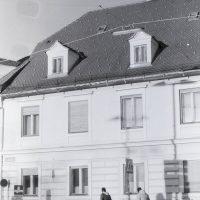 Filters for film Ilford FP4Plus Olympus OM1 - Feb 2020 Graz Yellow Grad#7