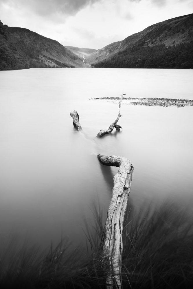 Glendalough, Upper Lake
