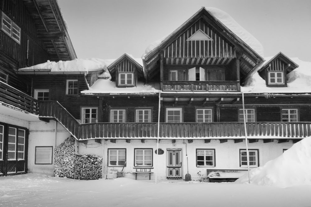 Hans Peter Farmhouse, Ramsau