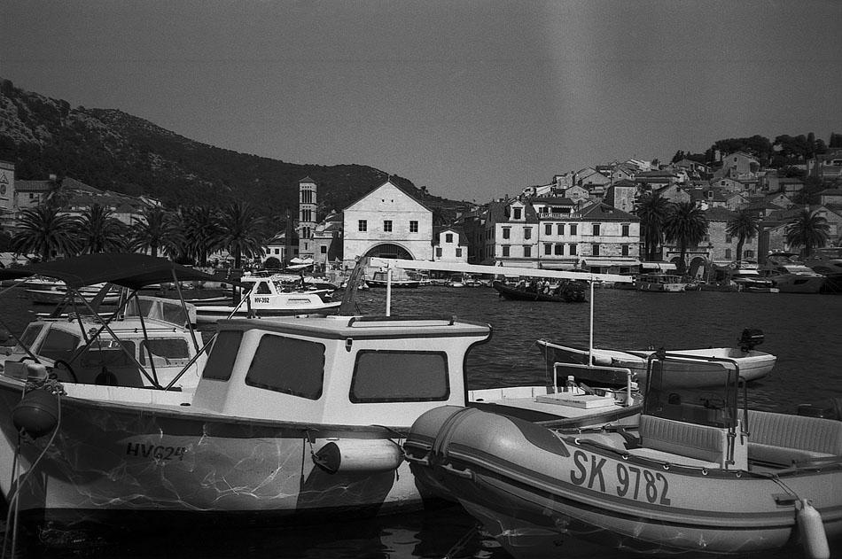 Hvar-Harbour