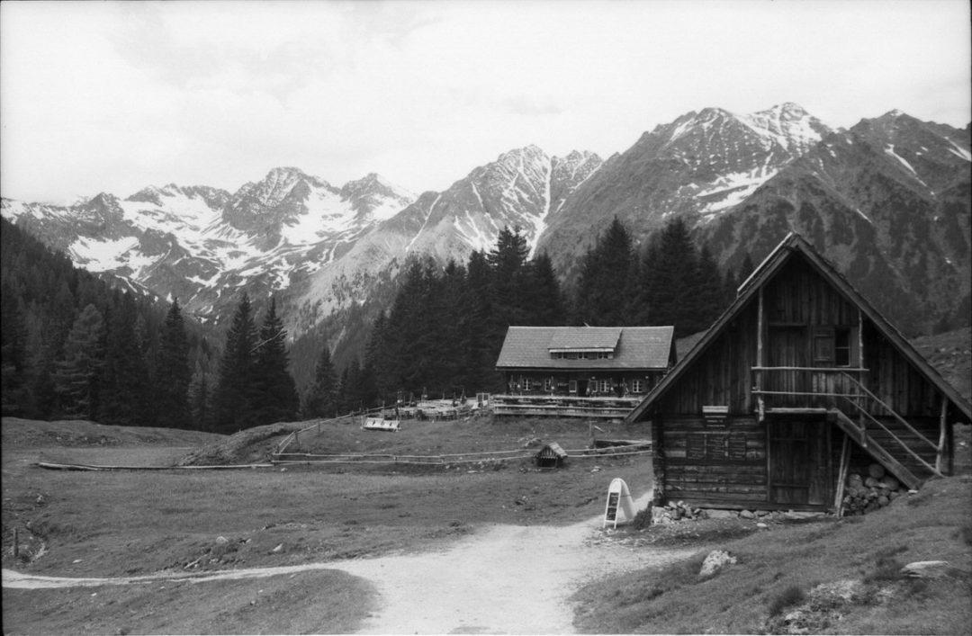 Duisitzkarsee, Austria - Contaflex Super, Ilford PanF 50