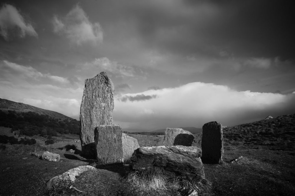 Inchiquin, Stone Circle, Countt Kerry