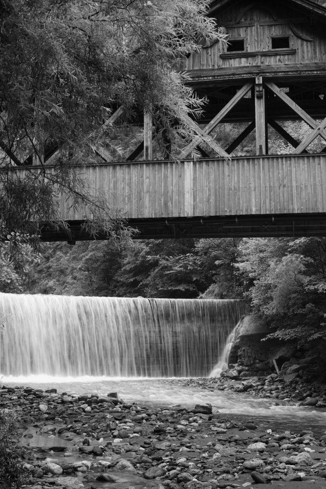 Kundler Klamm Brücke #2