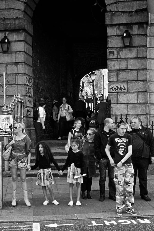 Merchant's Arch, Dublin