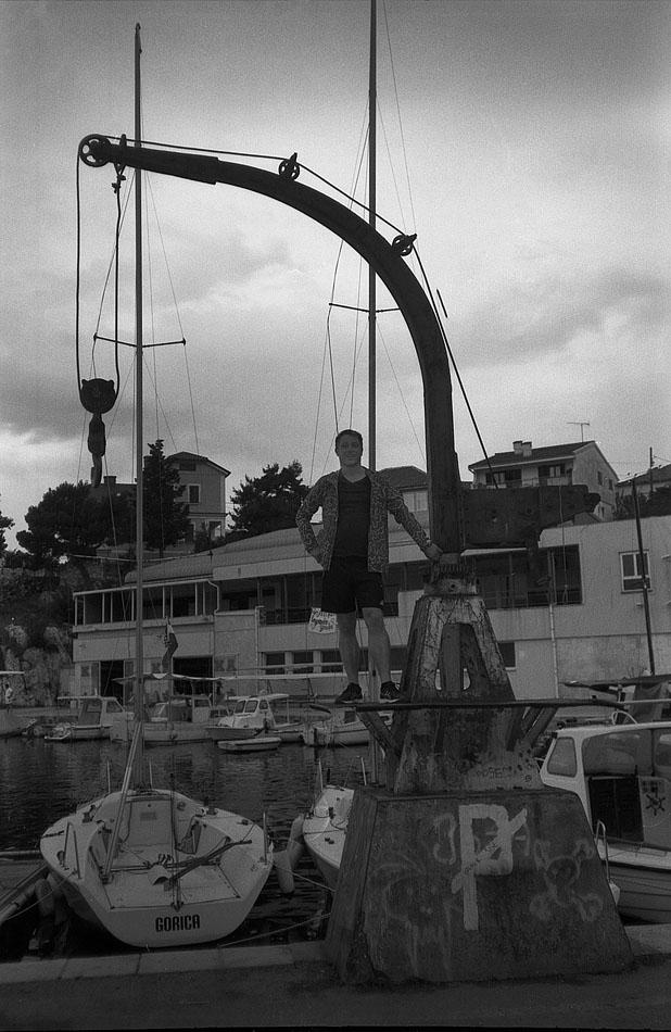 Old-Harbour-Šibenik