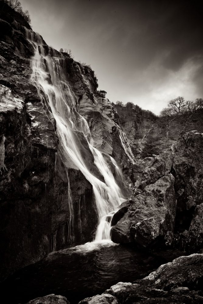 Powerscourt Waterfall #1