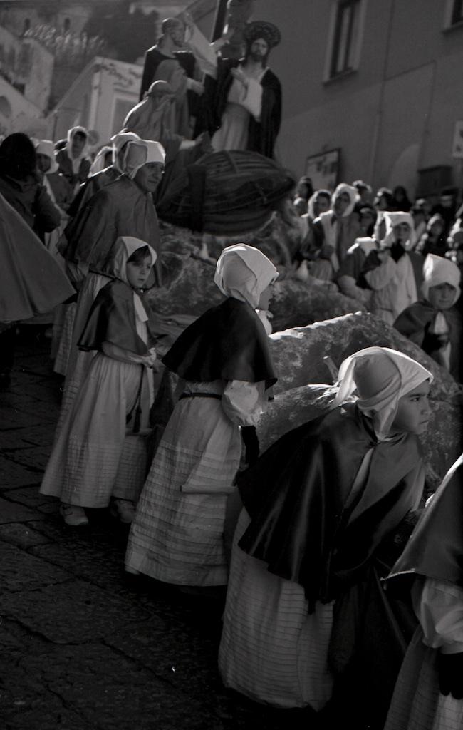 Procida procession