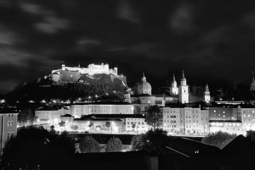 Salzburg by Night #1