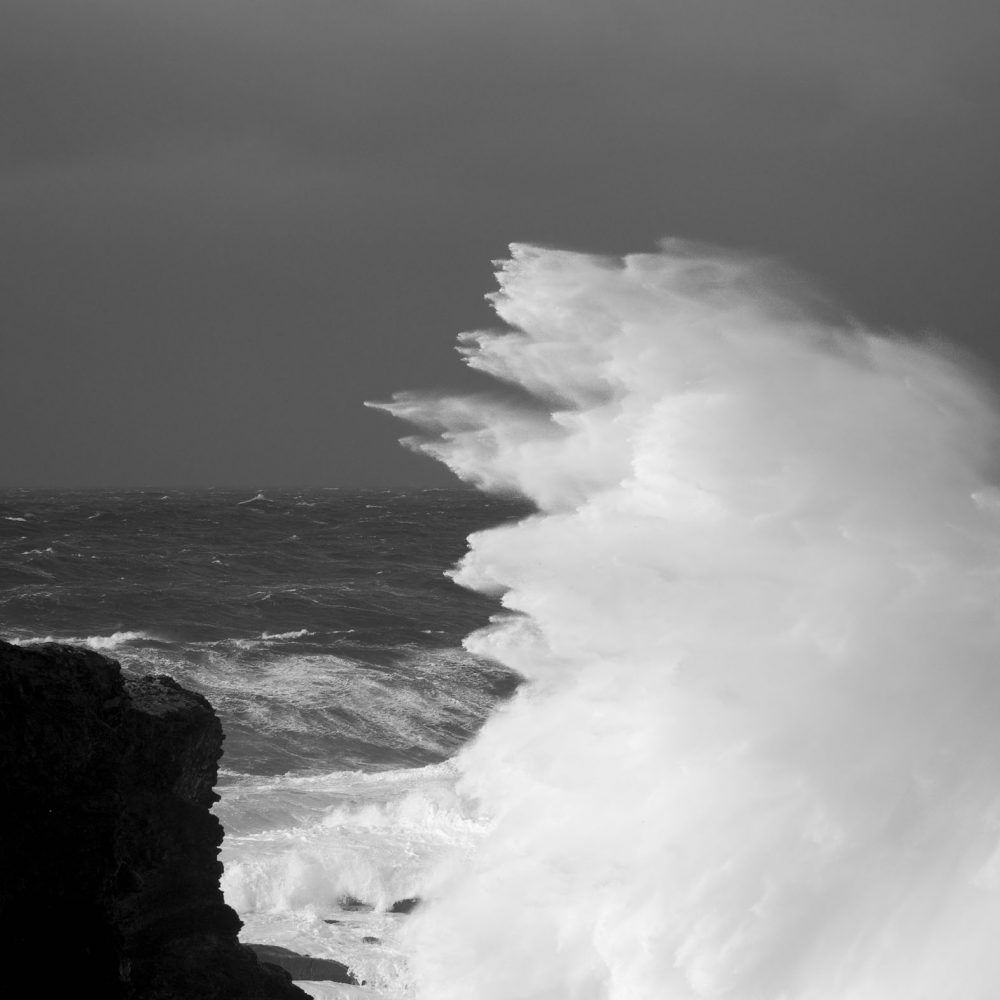 Storm on Loop Head, West Clare