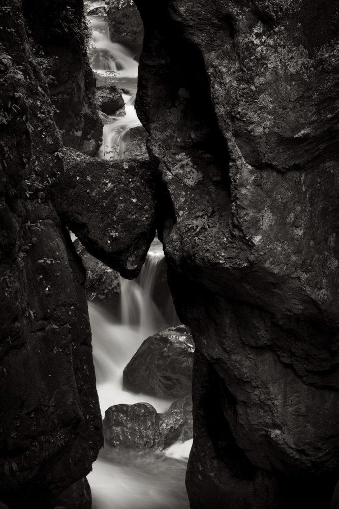 The Bear's Head, Tolmin Gorge