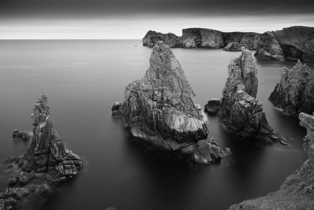 Tory Island Sea Stacks