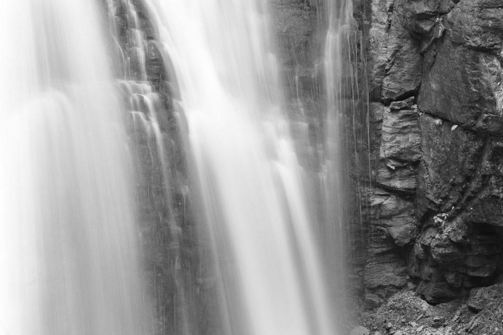 Übleschlucht Wasserfall #2