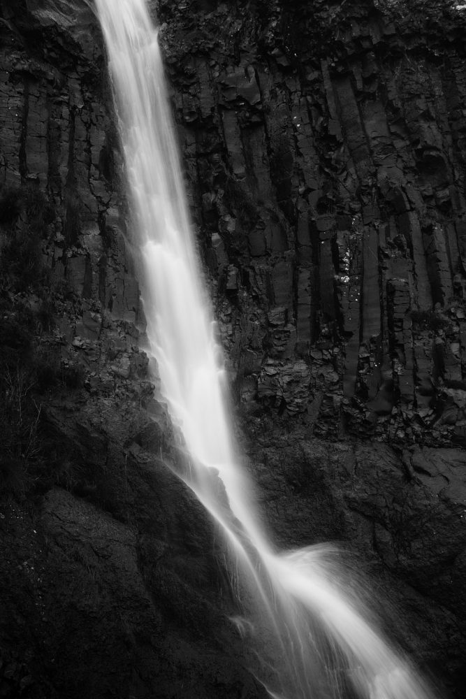 Water over Basalt, Carsaig