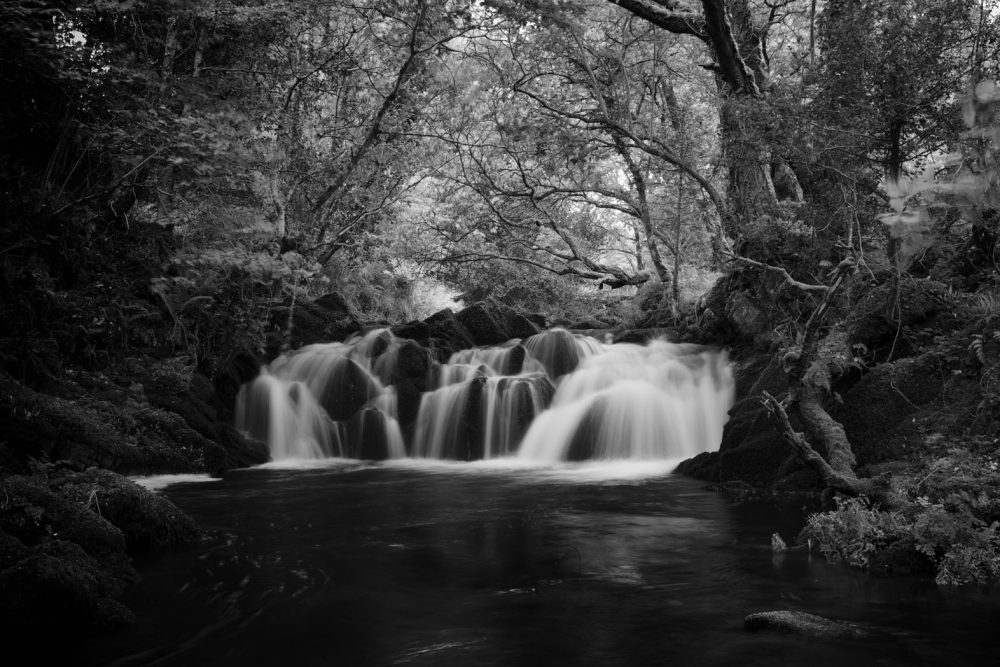Waterfall, Tousist, Co. Kerry
